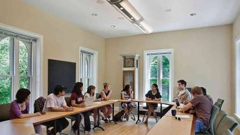 Discussing Antiracism at Vassar College