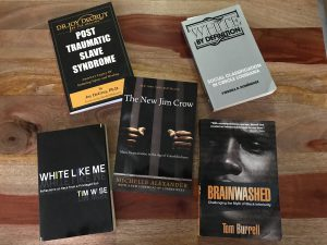 What we've learned: collection of books on race and racism