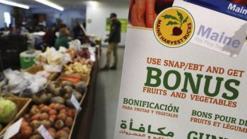 Cutting SNAP Benefits Further Marginalizes the Poor