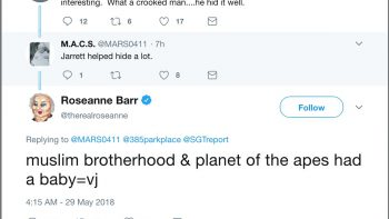 Not Just Starbucks... and then Roseanne