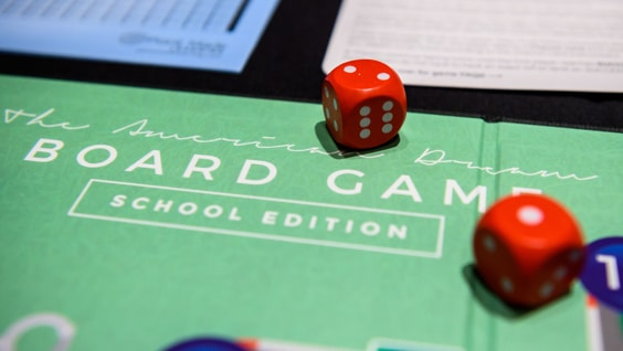 The American Dream Board Game
