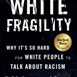 "Book cover of ""White Fragility"""