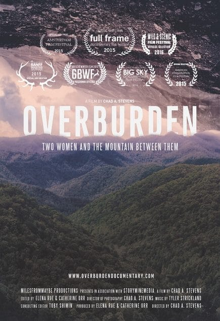"""Overburden"" Movie Poster"
