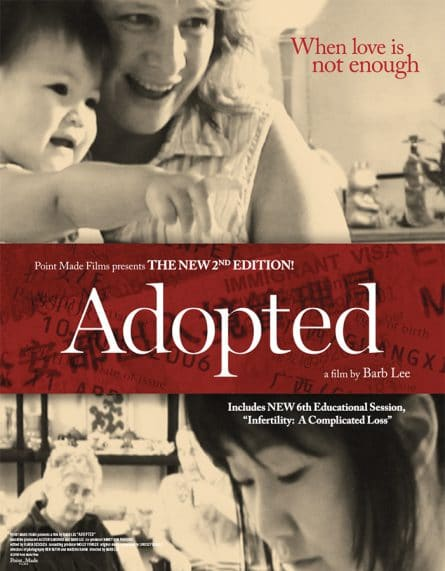 """Adopted"" Movie Poster"