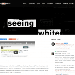 """Seeing White"" -Scene On Radio"